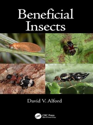 cover image of Beneficial Insects