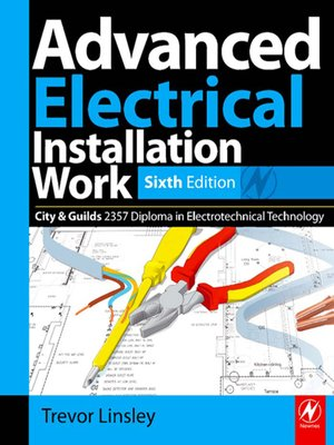cover image of Advanced Electrical Installation Work, 6th ed