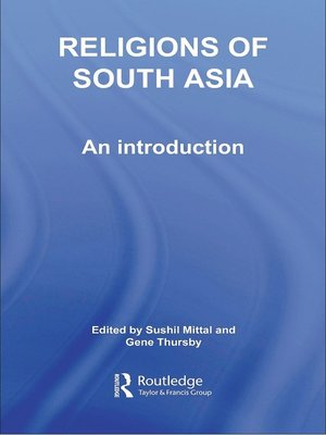 cover image of Religions of South Asia