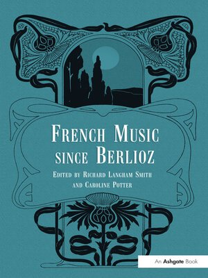 cover image of French Music Since Berlioz