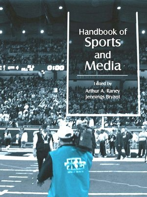 cover image of Handbook of Sports and Media