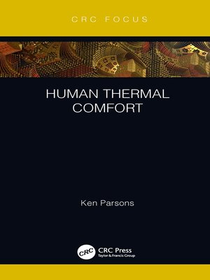 cover image of Human Thermal Comfort