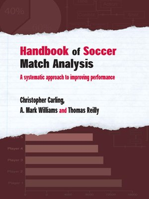 cover image of Handbook of Soccer Match Analysis