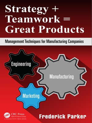 cover image of Strategy + Teamwork = Great Products