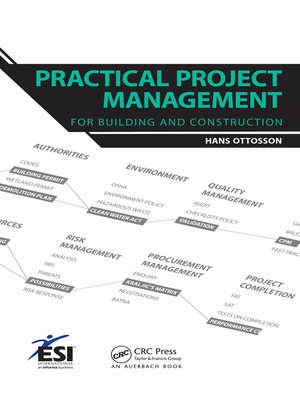 cover image of Practical Project Management for Building and Construction