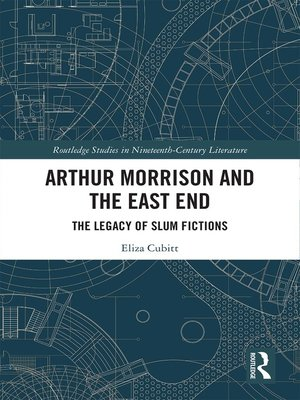 cover image of Arthur Morrison and the East End