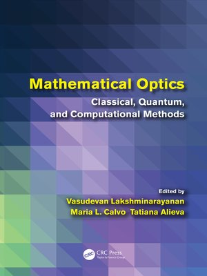 cover image of Mathematical Optics