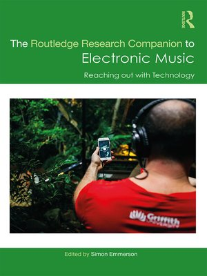 cover image of The Routledge Research Companion to Electronic Music
