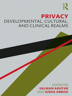 cover image of Privacy