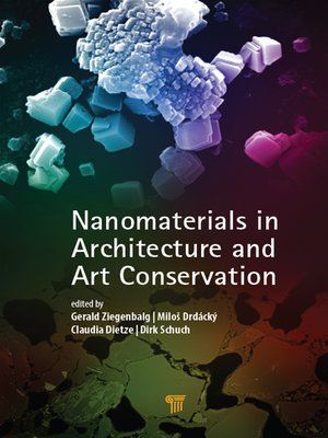 cover image of Nanomaterials in Architecture and Art Conservation