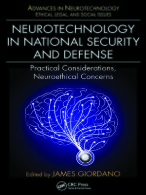 cover image of Neurotechnology in National Security and Defense