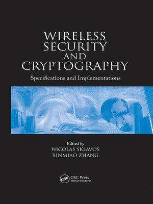 cover image of Wireless Security and Cryptography