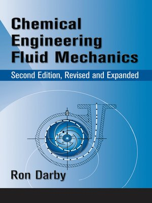 cover image of Chemical Engineering Fluid Mechanics, Revised and Expanded