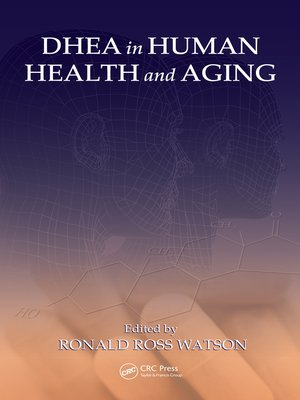 cover image of DHEA in Human Health and Aging