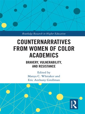 cover image of Counternarratives from Women of Color Academics