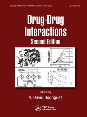 cover image of Drug-Drug Interactions