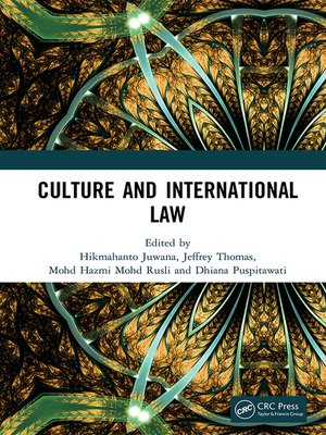 cover image of Culture and International Law