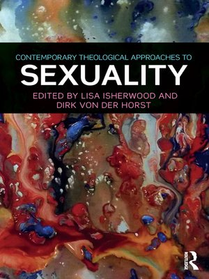 cover image of Contemporary Theological Approaches to Sexuality