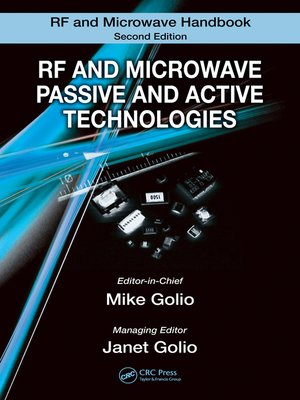 cover image of RF and Microwave Passive and Active Technologies