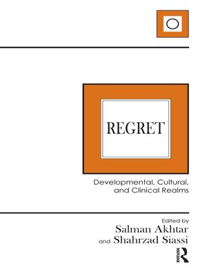 cover image of Regret