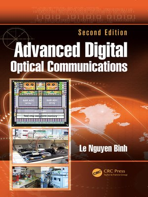 cover image of Advanced Digital Optical Communications