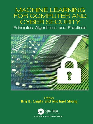 cover image of Machine Learning for Computer and Cyber Security