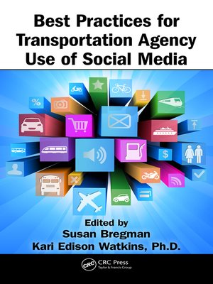 cover image of Best Practices for Transportation Agency Use of Social Media