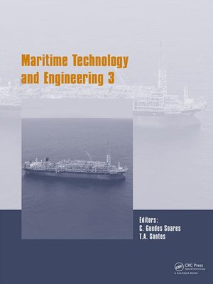 cover image of Maritime Technology and Engineering III