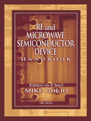 cover image of RF and Microwave Semiconductor Device Handbook