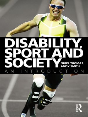cover image of Disability, Sport and Society