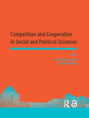 cover image of Competition and Cooperation in Social and Political Sciences