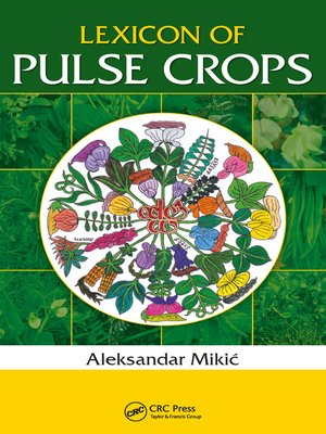 cover image of Lexicon of Pulse Crops