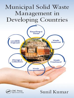 cover image of Municipal Solid Waste Management in Developing Countries