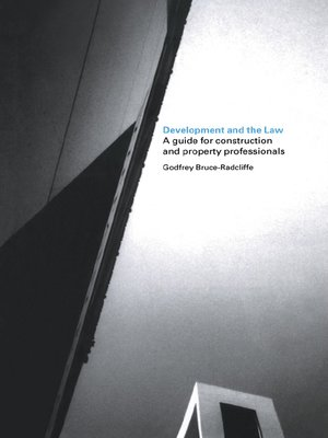 cover image of Development and the Law