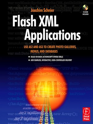 cover image of Flash XML Applications