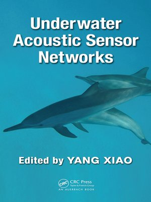 cover image of Underwater Acoustic Sensor Networks