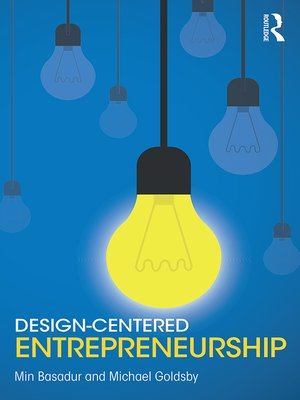 cover image of Design-Centered Entrepreneurship