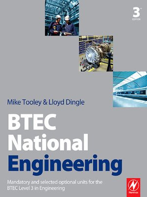 cover image of BTEC National Engineering