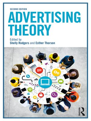 cover image of Advertising Theory