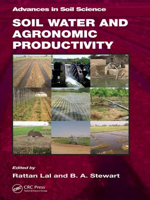 cover image of Soil Water and Agronomic Productivity