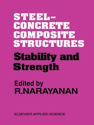 cover image of Steel-Concrete Composite Structures