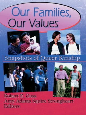 cover image of Our Families, Our Values
