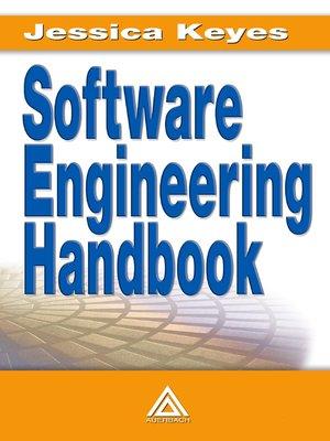 cover image of Software Engineering Handbook