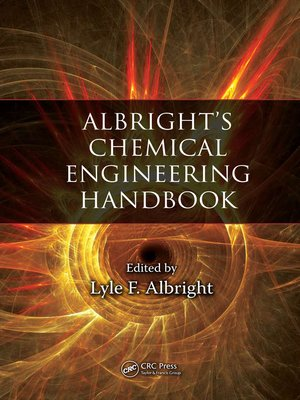 cover image of Albright's Chemical Engineering Handbook