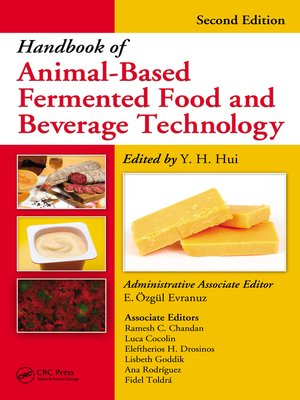 cover image of Handbook of Animal-Based Fermented Food and Beverage Technology