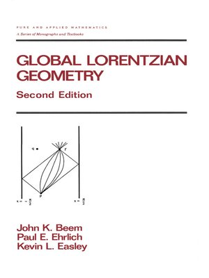 cover image of Global Lorentzian Geometry