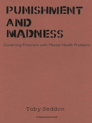 cover image of Punishment and Madness