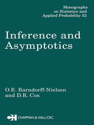 cover image of Inference and Asymptotics