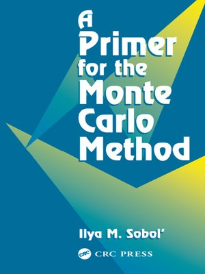 cover image of A Primer for the Monte Carlo Method