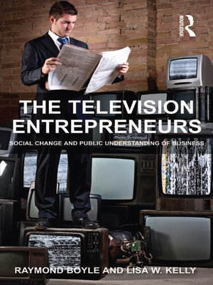 cover image of The Television Entrepreneurs
